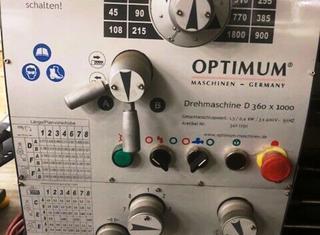 Optimum D 360 x 1000 P210416024