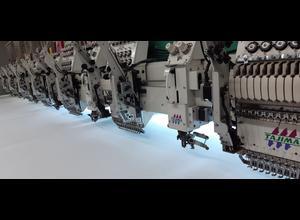 Tajima TMLH II-1209 Stickmaschine