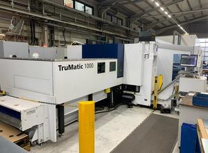 Trumpf Trumatic 1000 K07 Combining machine laser / punch