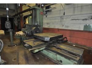San Rocco Mec 4 Table type boring machine