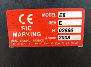 SIC e8 / p62 P210416052