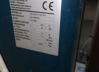 Robopac Rotoplat 507 PFS P210416067