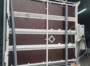 Stroj na zpracování dřeva ATM joinery test bench