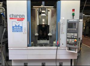 Centrum obróbcze 5osi Chiron Mill 800 high speed 5 axis