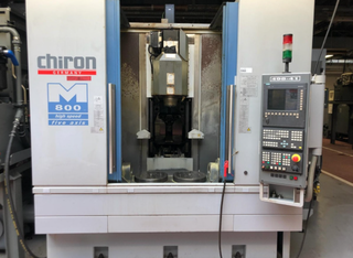Chiron Mill 800 high speed 5 axis P210416076