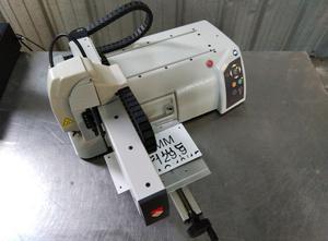 Řezačka - laserový řezací stroj Gravograph  M40