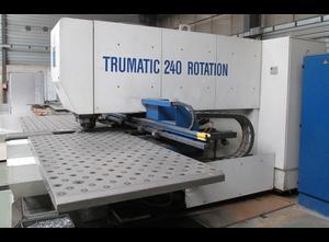 Trumpf Trumatic 240R CNC Stanzmaschine