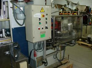Talleres Solano Can seamer Folien-Einschweißmaschine