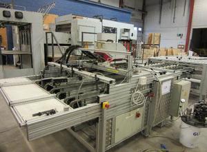 Lunex 1600 Falzmaschine
