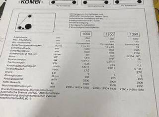 Johannsen AEROSTAT COMBI 1100 P210416156