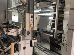 Comexi FJ2108 Label printing machine