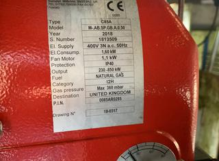 CFB 60 HP-4VT P210417002
