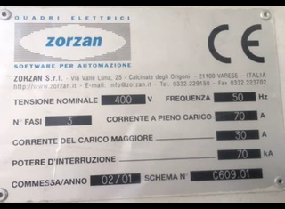 Ghiringhelli M120 CNC3A P210417014
