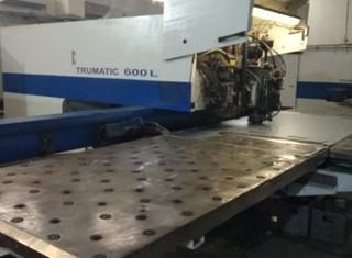TRUMPF Trumatic 600L P210418005
