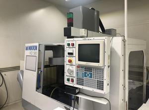 Obráběcí centrum - vertikální MIKRON VCE 500