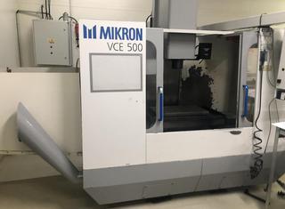 MIKRON VCE 500 P210419093