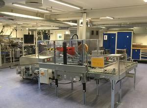 Pester Pac Automation PEWO PACK Folien-Einschweißmaschine