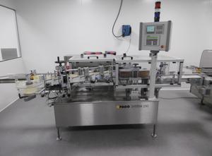 Pago System 250 Etikettiermaschine