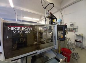 Negri Bossi V 70-200 Spritzgießmaschine