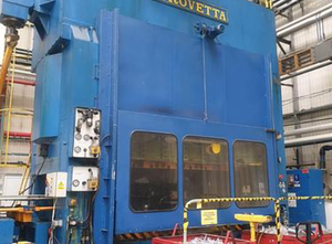 Rovetta 400TON metal press