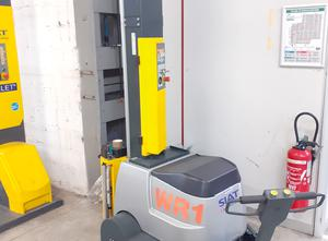 SIAT WR100PS Stretch wrapping machine
