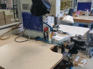 Máquina de serigrafía TECA PRINT TP100