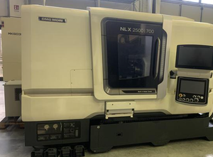 Mori Seiki NLX 2500 SY / 700 Drehmaschine CNC