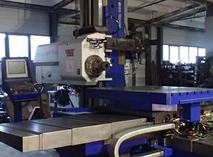 Alesatrice a montante mobile CNC TOS VARNSDORF WHQ 105 CNC