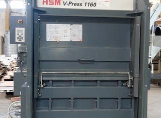 HSM V-Press 1160 Plus P210421013
