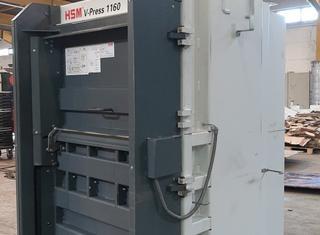 HSM V-Press 1160 Plus P210421014