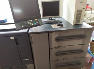 Konica Minolta C1070p+ Digital press