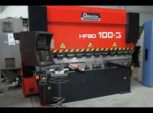 Amada HFB-O 100-30 Листогибочный пресс с ЧПУ