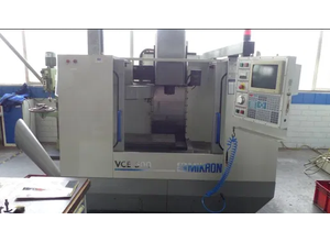 Obráběcí centrum - vertikální MIKRON/HAAS VCE500