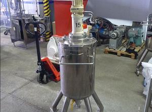 Mezcladora de polvo Nord 80L