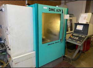 Deckel Maho DMC 63 V Bearbeitungszentrum Vertikal