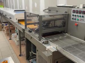 Savy Goiseau  Crystal 455 + Cooling tunnel + Melter Schokoladenproduktionsmaschine
