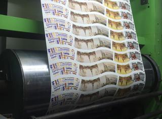 F&K 6 Colour Stack Press P210422128