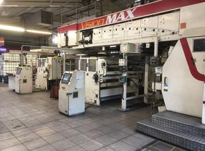 Imprimante d'étiquettes PCMC Vision Max