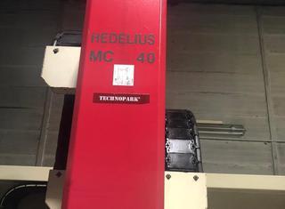 HEDELIUS MC 40 P210422154