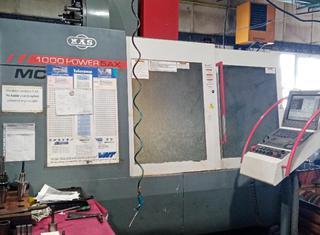 MAS MCV 1000 POWER 5AX P210422161