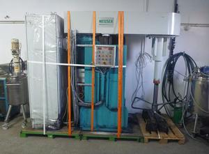 Netzsch VPI 550 Multishaft mixer