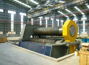 Walcarka MG srl 3 roll 3500 x 100 mm