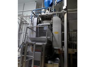 Ligne de production de croissants / biscuits Gouet, VMI, WP, WP Kemper Pain au lait line