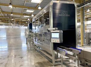 Mecatherm RTII bloc Brot- oder Brötchen Komplette Produktionslinie