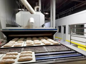 Linia produkcyjna chleba Rademaker -