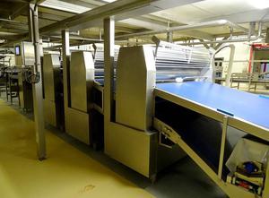 Ligne de production de croissants / biscuits Rademaker Pastry Croissant line