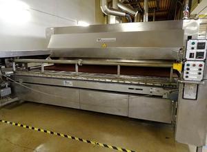 Capway, Diosna, Kaak, WP Tin bread line Brot- oder Brötchen Komplette Produktionslinie