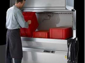 Jeros 9130 Новая посудомоечная машина вытяжного типа