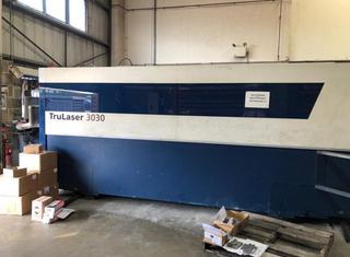 Trumpf Trulaser 3030 Fiber P210423038