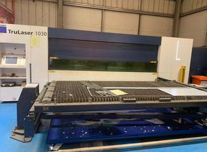 Trumpf TruLaser 1030 Fiber laser 3kW Laserschneidmaschine